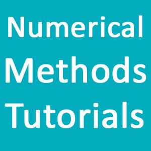 numerical methods tutorials