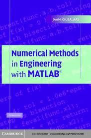 Numerical Methods Jaan Kiusalaas pdf Download