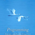 Programming Principles and Practice Using C++ Bjarne Stroustrup pdf Download