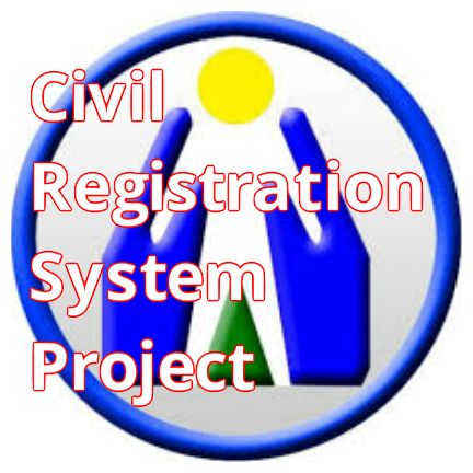 Civil Registration System Project in ASP.NET