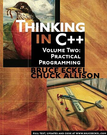 Thinking in C++ Bruce Eckel pdf Download