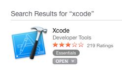 Install CodeBlocks on Mac - Xcode