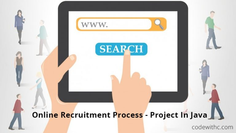 online recruitment Candidates are advised to open the link on pc/ laptop with either internet explorer (9 or above), mozilla firefox 30 or above, google chrome.