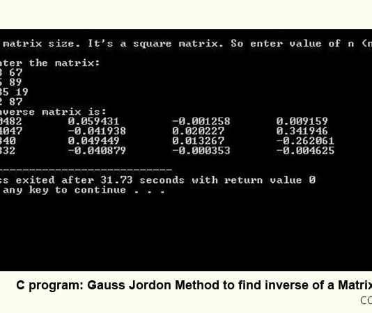 gauss program on c Gauss is a matrix programming language used by scientists, engineers, statisticians, biometricians, econometricians and financial analysts for computationally intensive tasks.