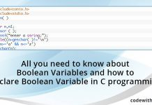 All-you-need-to-know-about-Boolean-Variables-and-how-to-Declare-Boolean-Variable-in-C-programming