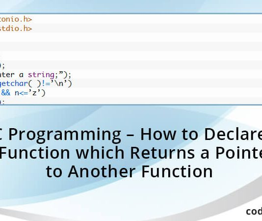 C-Programming-How-to-Declare-a-Function-which-Returns-a-Pointer-to-Another-Function