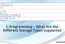 C-Programming-What-Are-the-Different-Storage-Types-Supported