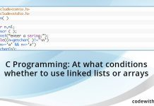 C-programming-At-what-conditions-whether-to-use-linked-lists-or-arrays