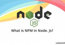 What is NPM in Node. Js