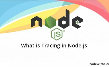What is Tracing in Node