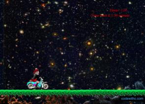 bike game in C++