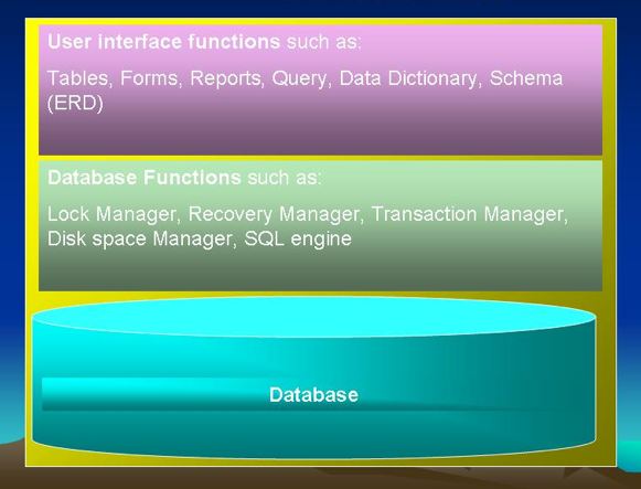Database Management System Project Architecture