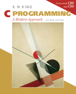 C Programming A Modern Approach KN King pdf Download 2nd Edition