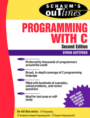 Programming With C Byron Gottfried pdf