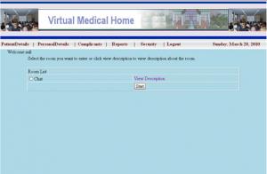 Online Medical Management System - Chat