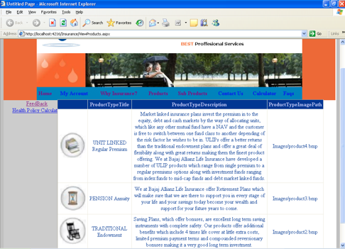 Life Insurance Management System Project