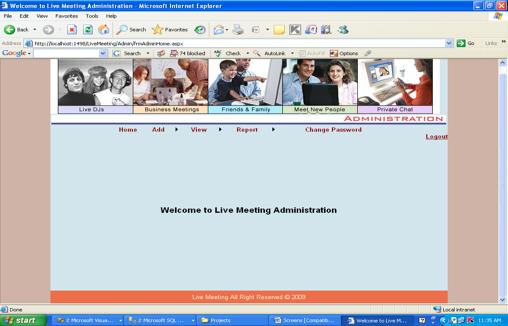 Client Server Communication Project