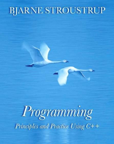 Programming Principles and Practice Using C++ Bjarne Stroustrup pdf Download