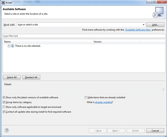How to Setup Android Application Development on Eclipse?