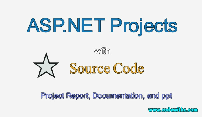 40+ ASP NET Projects with Source Code | Code with C