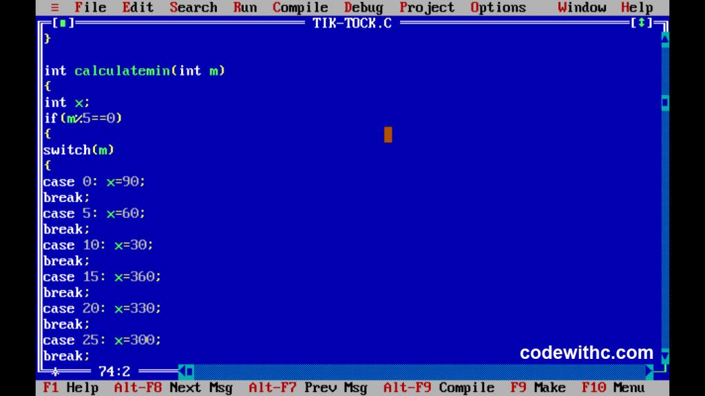 c-program-analogue-clock-using-c-graphics2