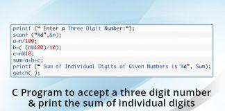 c-program-accept-three-digit-number-print-sum-individual-digits