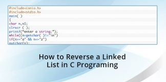 How-to-Reverse-a-Linked-List-in-C-Programing