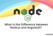 What is the Difference between Node