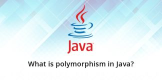 What is polymorphism in Java?